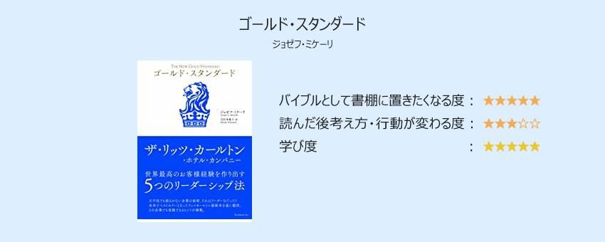 ゴールド・スタンダード/ジョゼフ・ミケーリ(著)